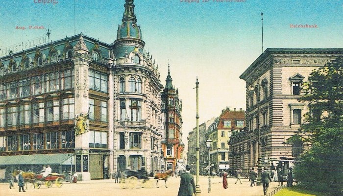 Markt – Petersstraße